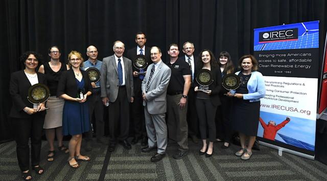 National 3<em>i</em>Award Winners & Energy Heroes Honored by IREC