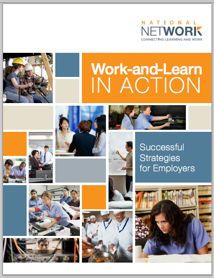 National Network Releases Work and Learn Guidebook for Employers
