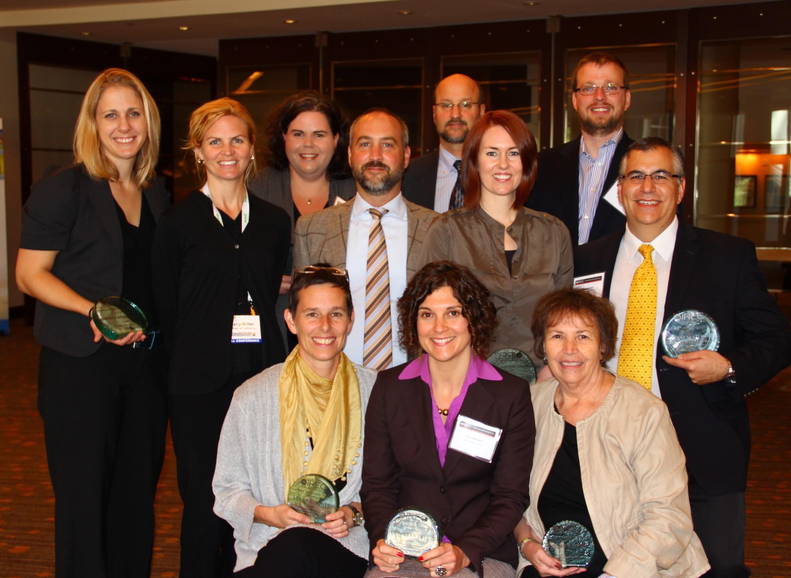 2011 Awardees