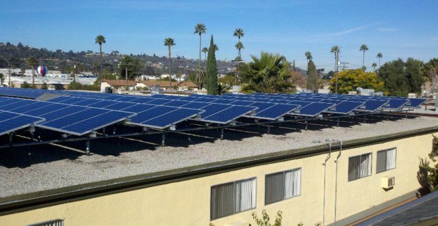 California Expanding Solar For Low-Income  and Environmental Justice Communities