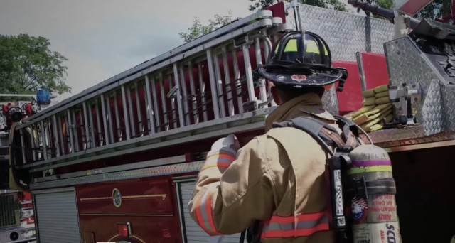 More Firefighters Getting Top-Notch Solar Training