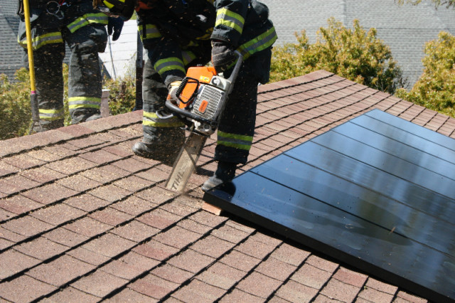 New Interactive Online Solar Training for Fire Fighters