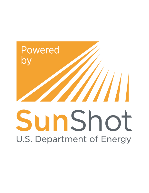 Powered by SunShot logo