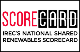 IREC Releases National Shared Renewables Scorecard for States