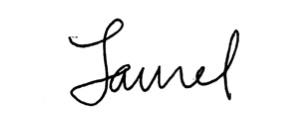 Laurel Passera signature