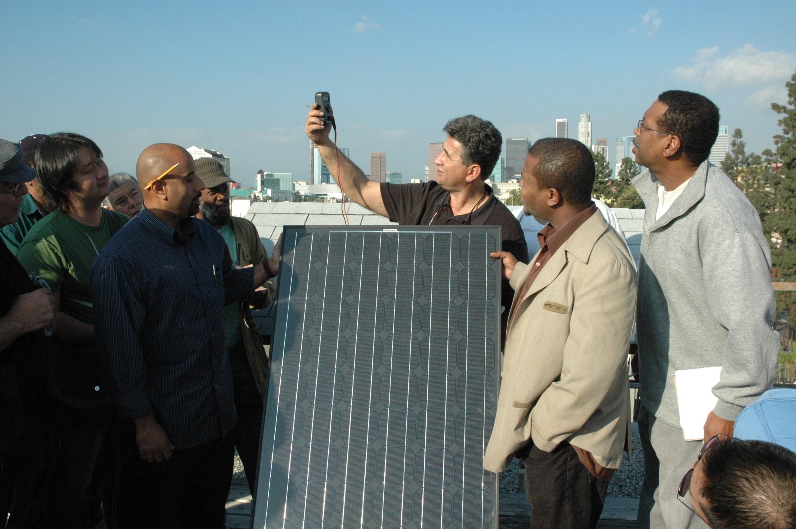 solar measurement