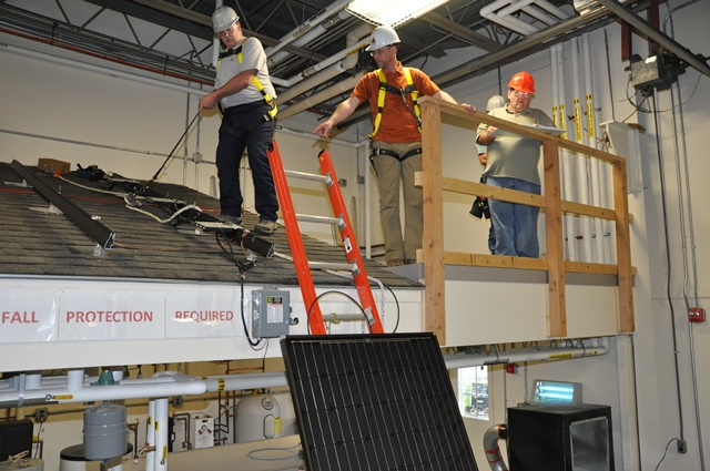 Instructor Trainees at Kennebec Valley Community College June 2013