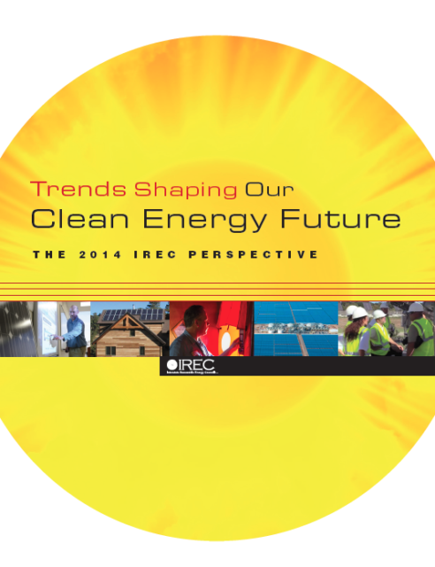 Report: Trends Shaping our Clean Energy Future Released by IREC