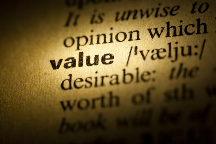 Credentials to Value: Talking about the Intangible