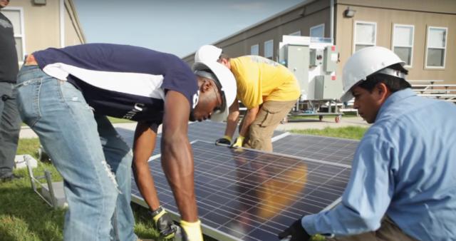 2016 Starts With Good News on Solar Jobs Growth
