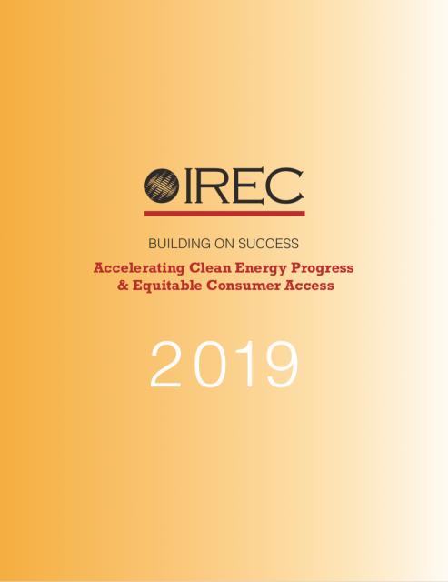 2019 IREC Annual Report