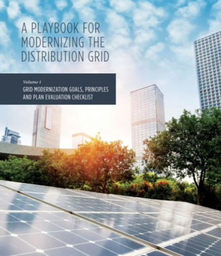 A Playbook for Modernizing the Distribution Grid, Vol. 1