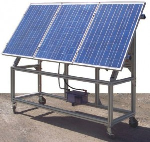 Best Practices: The Series - #7: Photovoltaic Labs - 1.1.4.a. Rolling PV Training Units