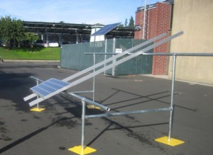 Best Practices: The Series - #7: Photovoltaic Labs - 1.2.1. Outdoor Work Areas