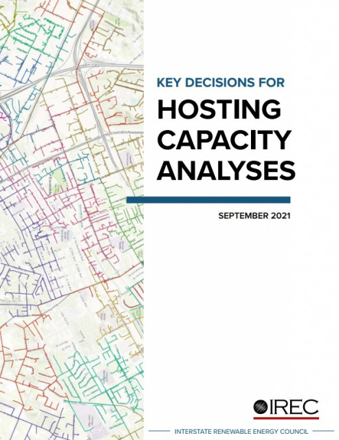 Key Decisions for Hosting Capacity Analyses