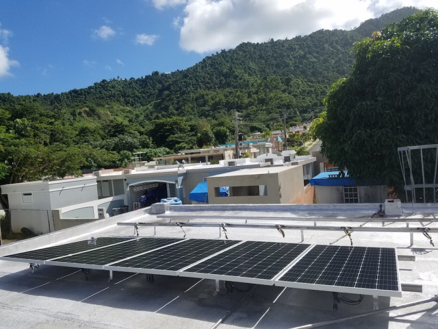 Four Years After Hurricane Maria, IREC Is Helping Puerto Rico Rebuild